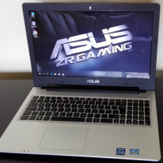 Laptop Asus K56CA-Intel i3 gen.3, 8GB ram, 120GB, NVidia GT635M-2GB, display 15, 6 hd, Intel Core i3, Windows 10