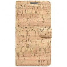 Husa Flip Cover Tellur Folio Pluta pentru Samsung Galaxy S7 - Husa Telefon Tellur, Piele Ecologica, Cu clapeta