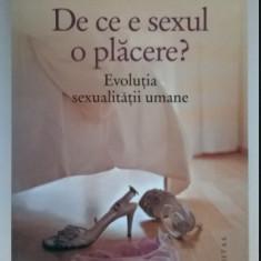 Jared Diamond DE CE E SEXUL O PLACERE? Ed. Humanitas 2010 - Carte Psihologie