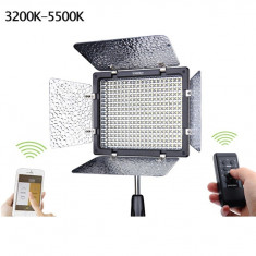 Yongnuo YN300 III Lampa foto-video 300 LED, CRI 95, temperatura de culoare ajustabila - Lampa Camera Video