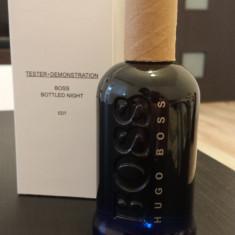 Parfum Original Hugo Boss Boss No. 6 Bottled Night pentru barbati (100ml) TESTER - Parfum barbati Hugo Boss, Apa de toaleta