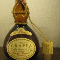 Rare carpene malvolti, fine vecchia grappa, 1950/60, cl 75 - anidro 337 - Tuica