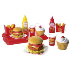 Set Hamburger Ecoiffier