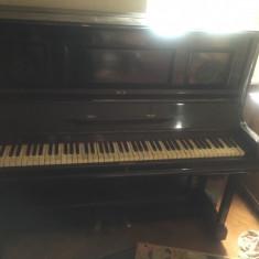 Pianina sec XIX fost instrument eccleziastic