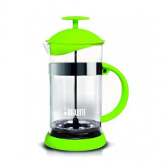 Coffee Press Bialetti Color Verde 1 L - Infuzor ceai