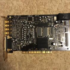 Placa de sunet Creative X-Fi XtremeGamer Fatal1ty Pro - Placa de sunet PC