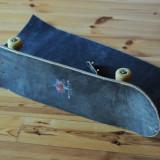 Skateboard, griptape, fingerboard