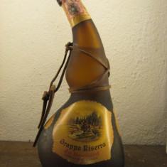 Rare de bernard grappa riserva, 1950/60, cl 75 - gr. 42 - Tuica