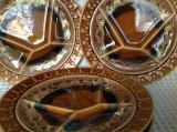 Farfurii ceramica Sarreguemines, 4pcs.