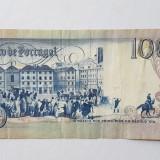 PORTUGALIA 100 ESCUDOS 1985 aUNC, Europa