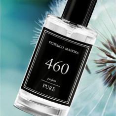 Parfum barbati Federico Mahora FM 460 PURE 50 ml - Lemnoase, Apa de parfum