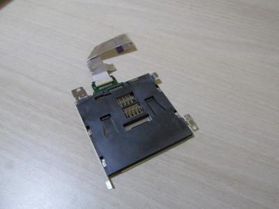 Slot card Dell Latitude E6220 Produs functional Poze reale 0322DA foto