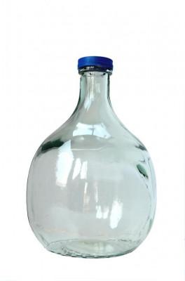 Damigeana visinata 5 litri foto