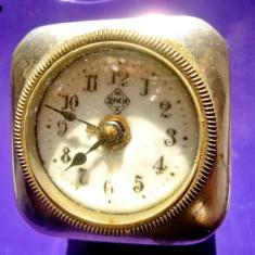 Ceas masa mic metalic Bavaria K-E nefunctional. - Ceas de masa