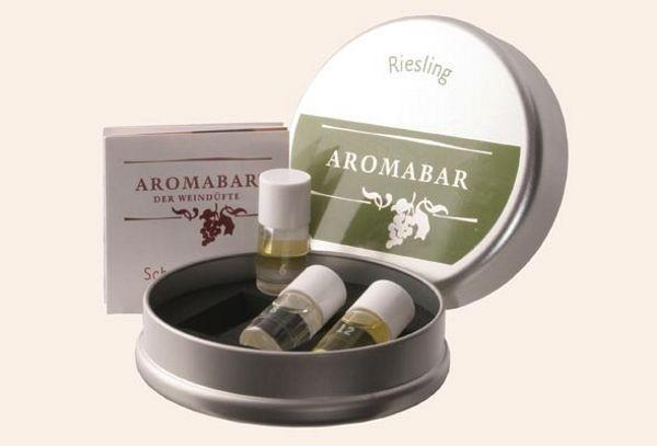 Set 3 arome Riesling