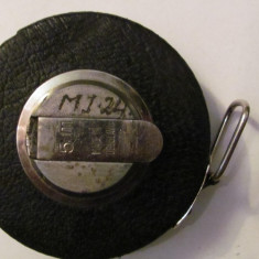 PVM - Ruleta veche 5 m functionala fabricata in Iugoslavia Yugoslavia