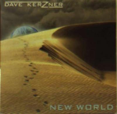 Dave Kerzner - New World ( 1 CD ) foto
