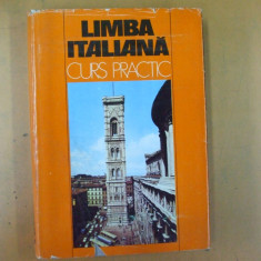 Limba italiana curs practic Bucuresti 1978 H. Gherman - Curs Limba Italiana
