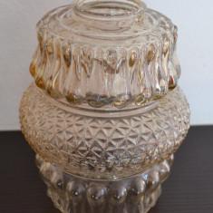 Abajur de sticla vechi pentru lustre, lampi, veioze sau alte decoratiuni #411