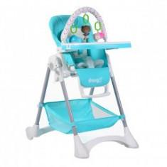 Scaun Copii pentru Masa Moni Mango Blue Confort