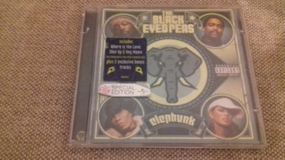 The Black eyed Peas- Elephunk - Special Edition  -  CD [C,cd] foto