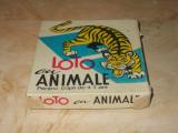 JOC VECHI ROMANESC  ''LOTO CU ANIMALE'' - IPBT
