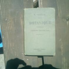 Botanique classes de cinquieme A & B - E. Caustier
