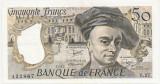 FRANTA 50 FRANCI 1982 XF