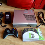 Xbox 360 Microsoft Slim Limited Edition Halo Reach-pachet complet