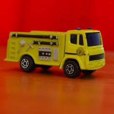 Macheta / jucarie masinuta metal - Maisto - Masina de pompieri #439 - Macheta auto Maisto, 1:64