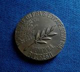Medalie - Bucuresti - Festivalul brigazilor artistice de agitatie 1975