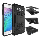 Husa Samsung Galaxy j3 2016 duty armor schoproof 2017 - Husa Telefon, Maro