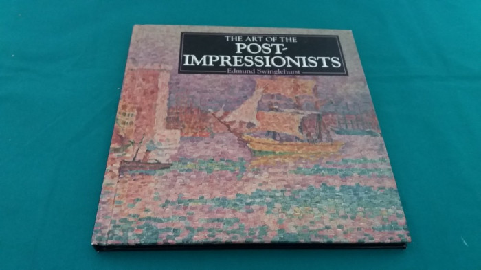 THE ART OF THE POST-IMPERSSIONISTS/EDMNUND SWINGLEHURST/ 1995 foto mare