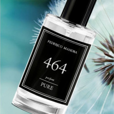 Parfum barbati Federico Mahora FM 464 PURE - Fougere, Apa de parfum, 50 ml