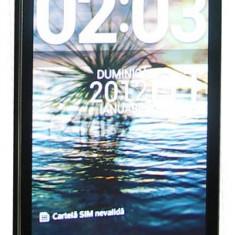 Telefon mobil LG - L5 II (LG-E460) - Telefon mobil LG Optimus L5 II, Negru, Orange