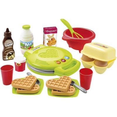 Set de Preparat Waffle foto