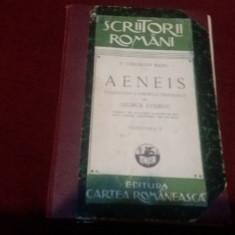 P VERGILIUS MARO - AENEIS - Carte veche