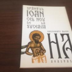 AL. LASCAROV MOLDOVEANU, SFANTUL IOAN CEL NOU DE LA SUCEAVA, ED. ANASTASIA - Vietile sfintilor