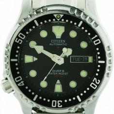 Citizen diver 200m - Ceas barbatesc Citizen, Lux - sport, Mecanic-Automatic, Otel, Inox, Pentru scufundari (Diver)