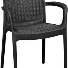 Set 6 scaune Bali CURVER - Scaun gradina