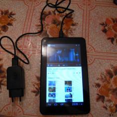 Tableta Serioux S716KTAB, 7inch MultiTouch, Cortex A8 1.2GHz RESIGILAT, 7 inches, 4 Gb, Wi-Fi