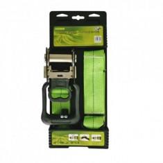 Chinga pentru fixare marfa cu clichet, Strend Pro, 50mm X 6m, 480kg, 2 carlige - Sufa Auto