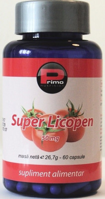 SUPER LICOPEN, 50mg, CONCENTRATIE MAX, TRATAMENT CANCER, ANTIOXIDANT,PRET SOC! foto