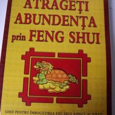 Atrageti Abundenta Prin Feng Shui - LILLIAN TOO - Carte amenajari interioare