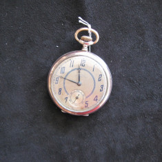 CEAS BUZUNAR ARGINT ALIDA CHRONOMETRE - Ceas de buzunar vechi
