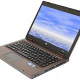 Laptop HP ProBook 6460b, Intel Dual Core B810 1.6 Ghz, 4 GB DDR3, 250 GB HDD SATA, DVDRW, WI-FI, Bluetooth, Card Reader, Display 14inch 1366 by 768,