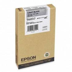Consumabil Epson T6037 light black - Cartus imprimanta