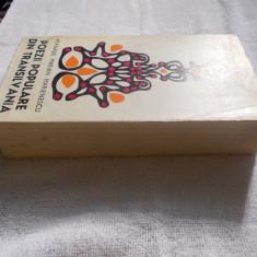 Poezii populare din Transilvania - Marian Marienescu