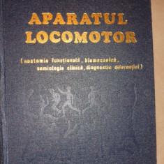 Aparatul locomotor ( anatomie semiologie diagnostic biomecanica ) - C. Baciu - Carte Ortopedie