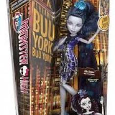 Jucarie fetite papusa Monster High Boo York Elle Eedee Mattel